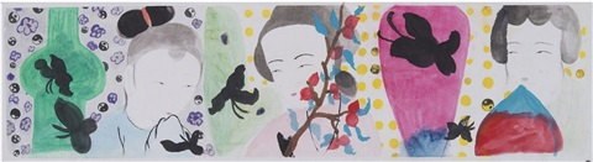 untitled by wang mengsha