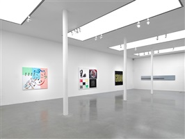 installation view, timothy taylor gallery, london
