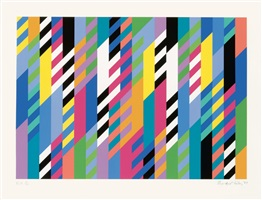 fête by bridget riley