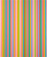 rose rose 5 by bridget riley