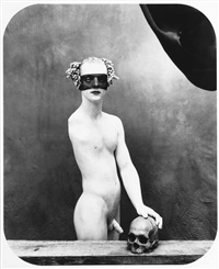 portrait as a vanitas, new mexico by joel-peter witkin