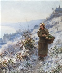 morning by daniel ridgway knight