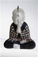punk baby buddha by metis atash