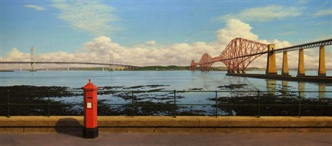forth bridges by steve whitehead
