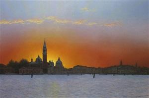 san giorgio, twilight by steve whitehead