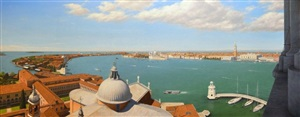 venice panorama by steve whitehead