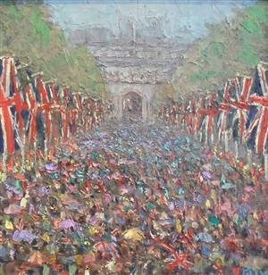 diamond jubilee by pip todd warmoth