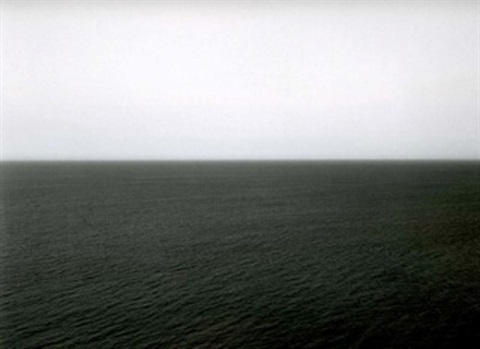 time exposed 343 ionian sea santa cesarea by hiroshi sugimoto