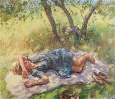 florence, olive tree by ben fenske