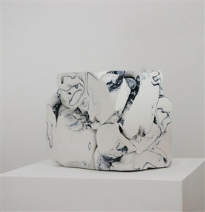 porcelain watercolour by fernando casasempere