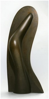 torse de muse by hans arp
