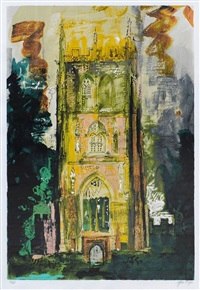 isle abbots by john piper