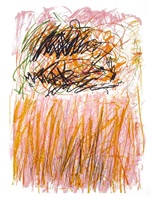 flower i by joan mitchell