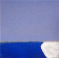 untitled (blue) by susan vecsey