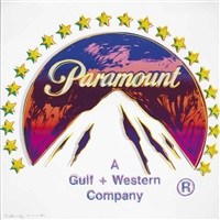 paramount, from ads (f. & s. ii.352) by andy warhol