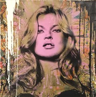 cover girl by mr. brainwash
