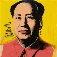 mao fs ii .97 by andy warhol
