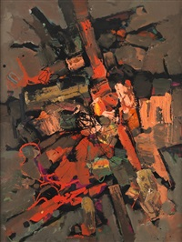faw823 - composition by frank avray wilson