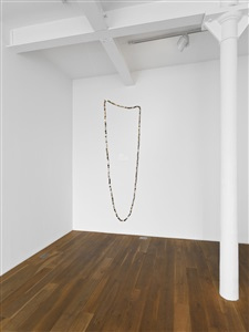 installation view from katie patersons solo exhibition ideas ingleby gallery edinburgh june september 2014