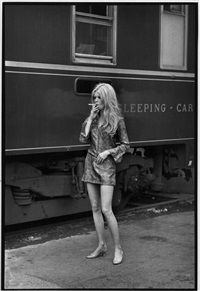 french actress brigitte bardot by raymond depardon