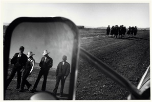 mexico. capulin. chihuahua. mennonites. 1996. by larry towell
