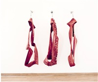 suspended series-meat by mehmet ali uysal