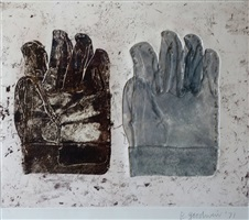 gloves v by betty roodish goodwin