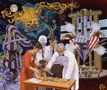 putting the genie back in the bottle by robert williams
