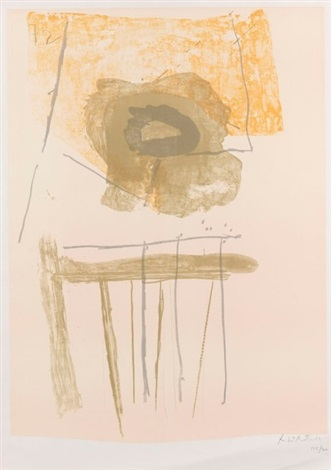 chair by robert motherwell