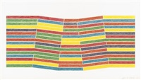 sabine pass by sean scully
