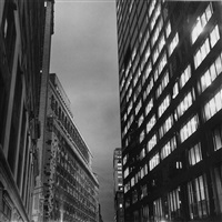 new york downtown night by peter hujar