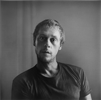 paul thek (ii) by peter hujar