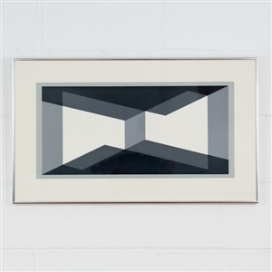 i-s vv 1 by josef albers