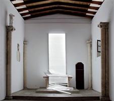 installation view 'vox clamantis in deserto' by bernardí roig