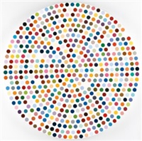 zinc sulfide by damien hirst