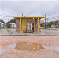 yellow carwash by rod penner