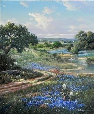 native blue by george kovach