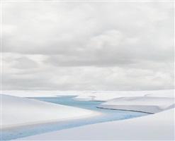 rio azule i, lençóis maranhenses, brazil by david burdeny