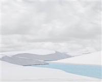 rio azule ii, lençóis maranhenses, brazil by david burdeny