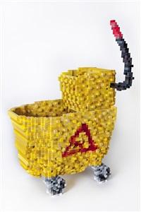mop bucket by shawn smith