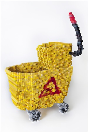 mop bucket by shawn smith