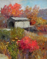 quaint hyde bridge by kent r. wallis