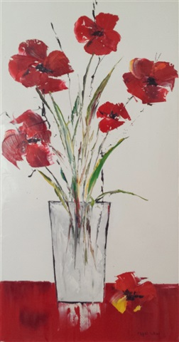 joli coquelicot by ethel weiss