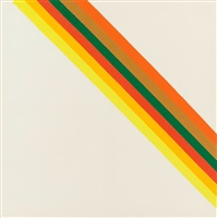 hot half by morris louis