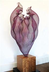 purple flower by eric boyer