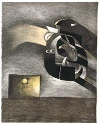 el lugar, los instrumentos vii by fernando de szyszlo
