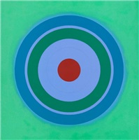 mysteries: excavate the past by kenneth noland