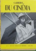 cahiers du cinema by richard baker
