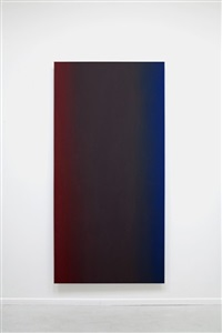conquer surrender 2 (red blue), double primary red blue series by ruth pastine