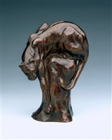 reaching jaguar by anna vaughn hyatt huntington